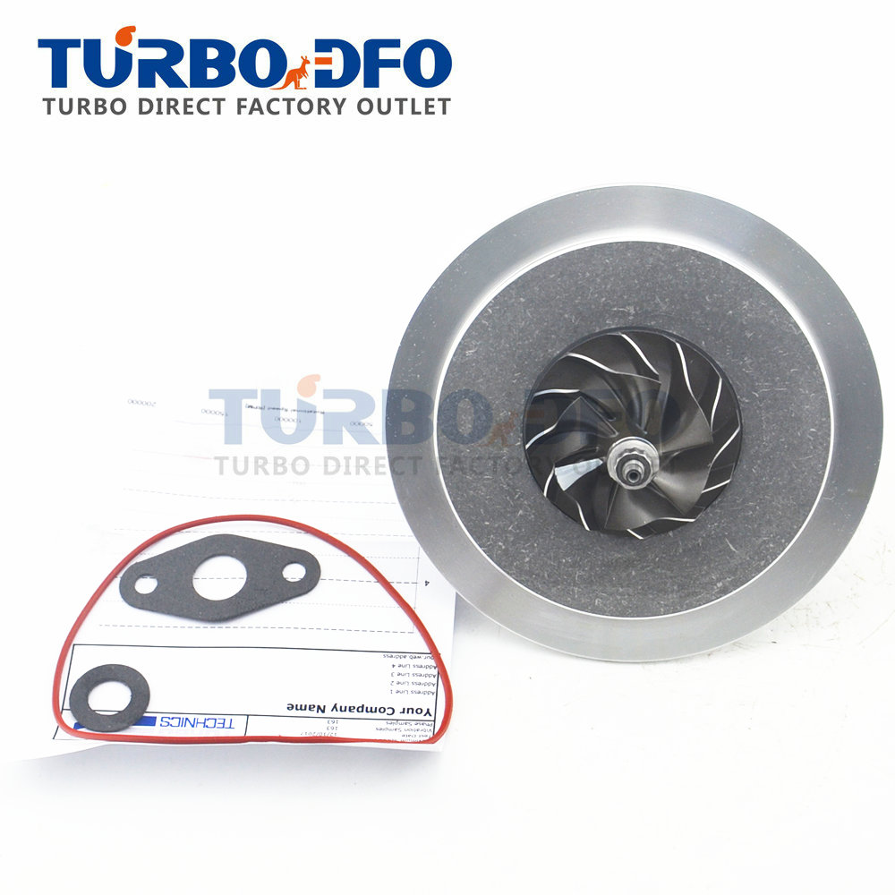 NEW Turbine For Hyundai Starex CRDI D4CB 103Kw 140HP 2000- Turbo Charger Core 710060-1 Turbolader Cartridge Balanced 28200 4A001
