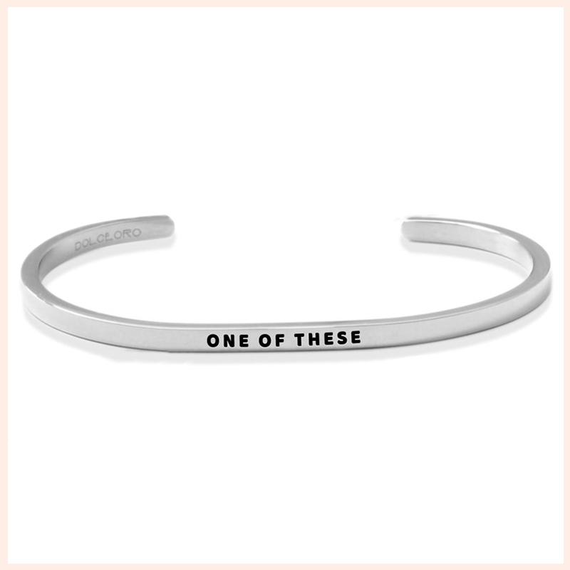 SG Personalized 925 sterling silver Engraved Custom Name Open Bracelet Jewelry Letters Custom Bracelet Bangle For Women men in Bangles from Jewelry Accessories