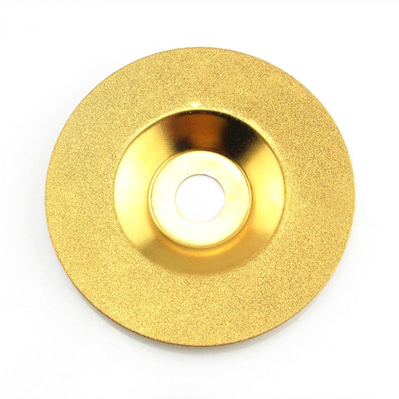 1 piezas disco de diamante de 100 mm herramientas de diamante dremel - Herramientas abrasivas - foto 2