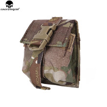 EMERSONGEAR LBT Style Single Frag Grenad Pouch Military Airsoft Paintball Combat Gear Molle Grenad Pouch EM6369
