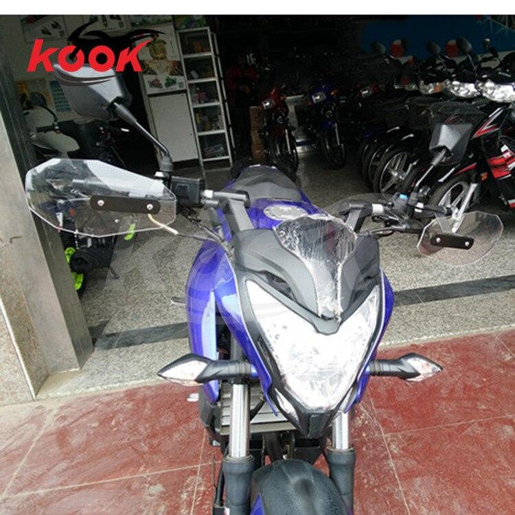 Transparente ATV Off-road dirt pit bike Protección moto protector de - Accesorios y repuestos para motocicletas - foto 5
