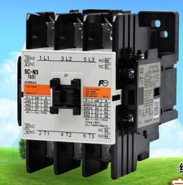 Electromagnetic AC contactor 220V SC-N3 ac contactor 152a 220v sc n7