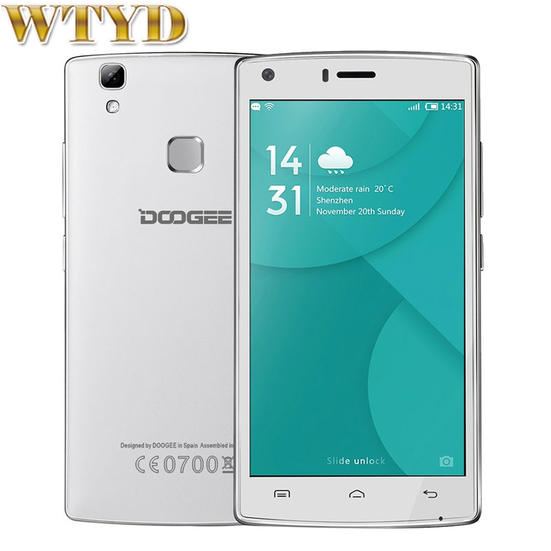 In Stock 4000mAh DOOGEE X5 MAX Pro 16GB+2GB LTE 4G 5.0'' Android 6.0