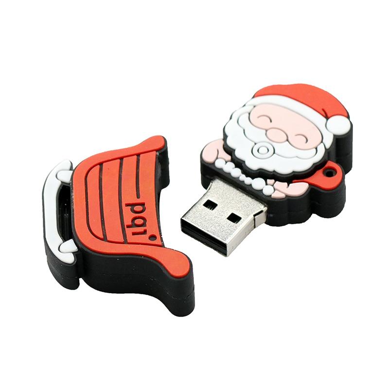 USB Flash Drive 128 GB մուլտֆիլմ Սուրբ Ծննդյան - Արտաքին պահեստավորման սարքեր - Լուսանկար 4