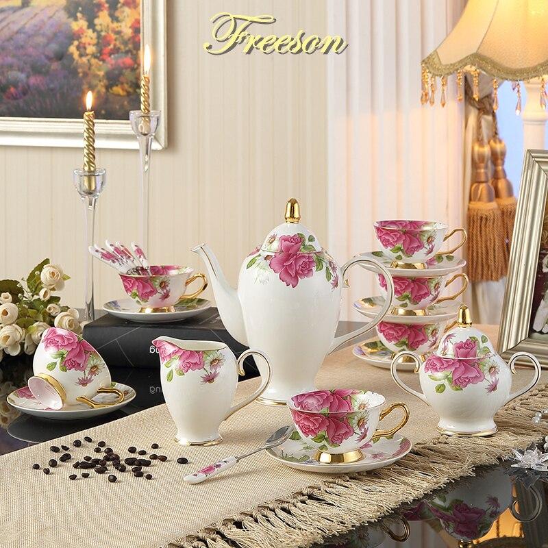 סט קפה פורצלן בריטי קערת סוכר קרמיקה - מטבח, פינת אוכל ובר