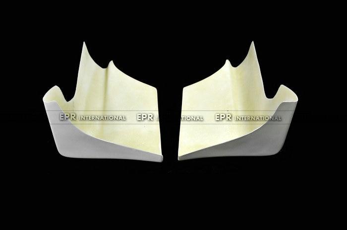 For Nissan Skyline R32 GTR Eastbear FRP Fiber Glass Side Skirt Addon  Car Accessories Car-Styling new 2pcs side mirror cover for nissan skyline r34 gtt gtr carbon fiber car accessories car styling