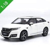 Высокая моделирования HONDA 2017 URV, оригинальный Расширенный Коллекционная модель, 1:18 сплава игрушечных автомобилей, литья под давлением Метал