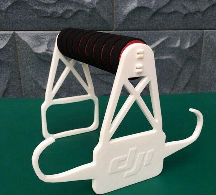 DJI Phantom 3 professional standard advanced Holder part 3D printing carry FPV Drone vision 4k gimbal camera Protect