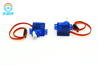 Unique 5pcs Set 6g 9g 17g 40g RC Micro Servo DIY Hobby Spare Part For Airplane