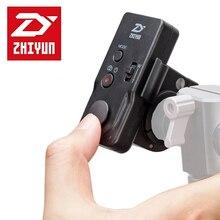 Zhiyun ZW-B02 Pouce Sans Fil À Distance Contrôleur pour Zhiyun Grue Grue-M Lisse-II Lisse III Lisse-Q Rider-M Cardan Stabilisateur