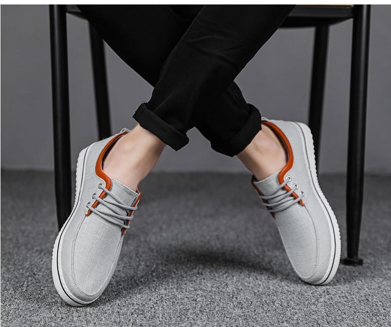HTB1Kj6 a3FY.1VjSZFnq6AFHXXaI New Men's Shoes Plus Size 39-47 Men's Flats,High Quality Casual Men Shoes Big Size Handmade Moccasins Shoes for Male