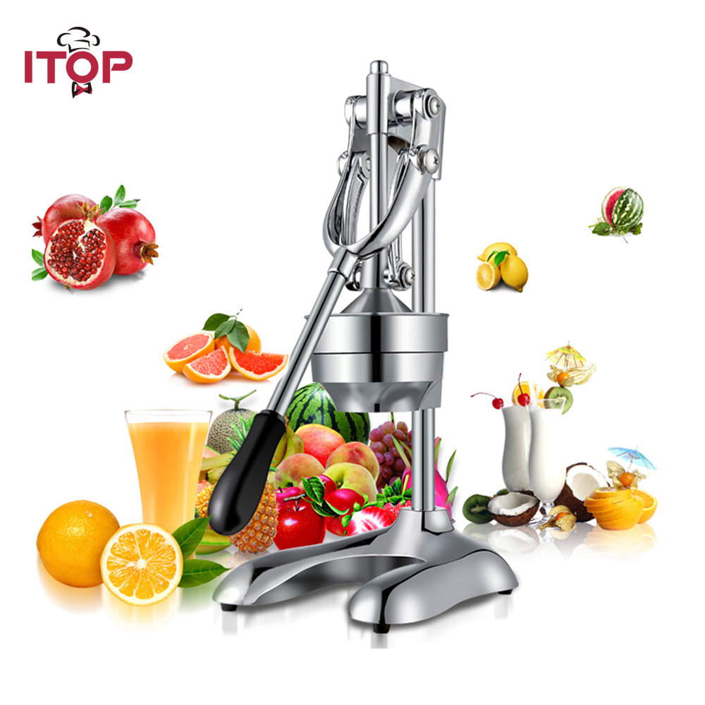 ITOP Manual Juicer Orange Lemon Squeezers Fruit tool Citrus Lime Orange Juice Maker Kitchen Accessories Cooking tools fruit orange lemon opener peeler zester citrus fruit skin remover finger type