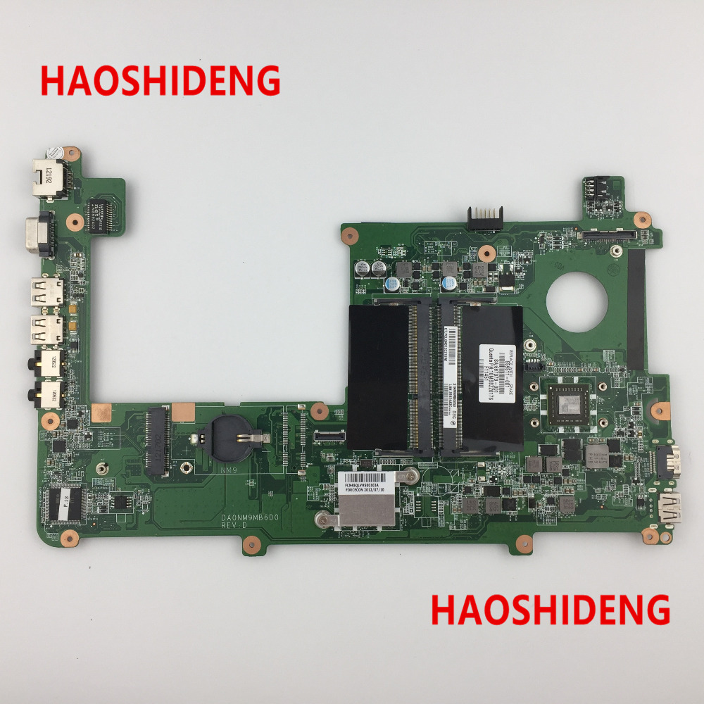 Free Shipping 659511-001 for HP Pavilion DM1 DM1-4000  motherboard .All functions 100% fully Tested !  free shipping 712794 001 for hp pavilion touchsmart 15 15 b motherboard hm77 i5 3337u all functions 100% fully tested