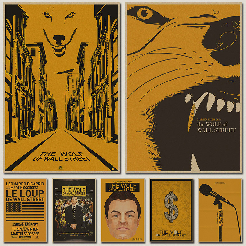 the wolf of wall street the wolf wall street oscar retro