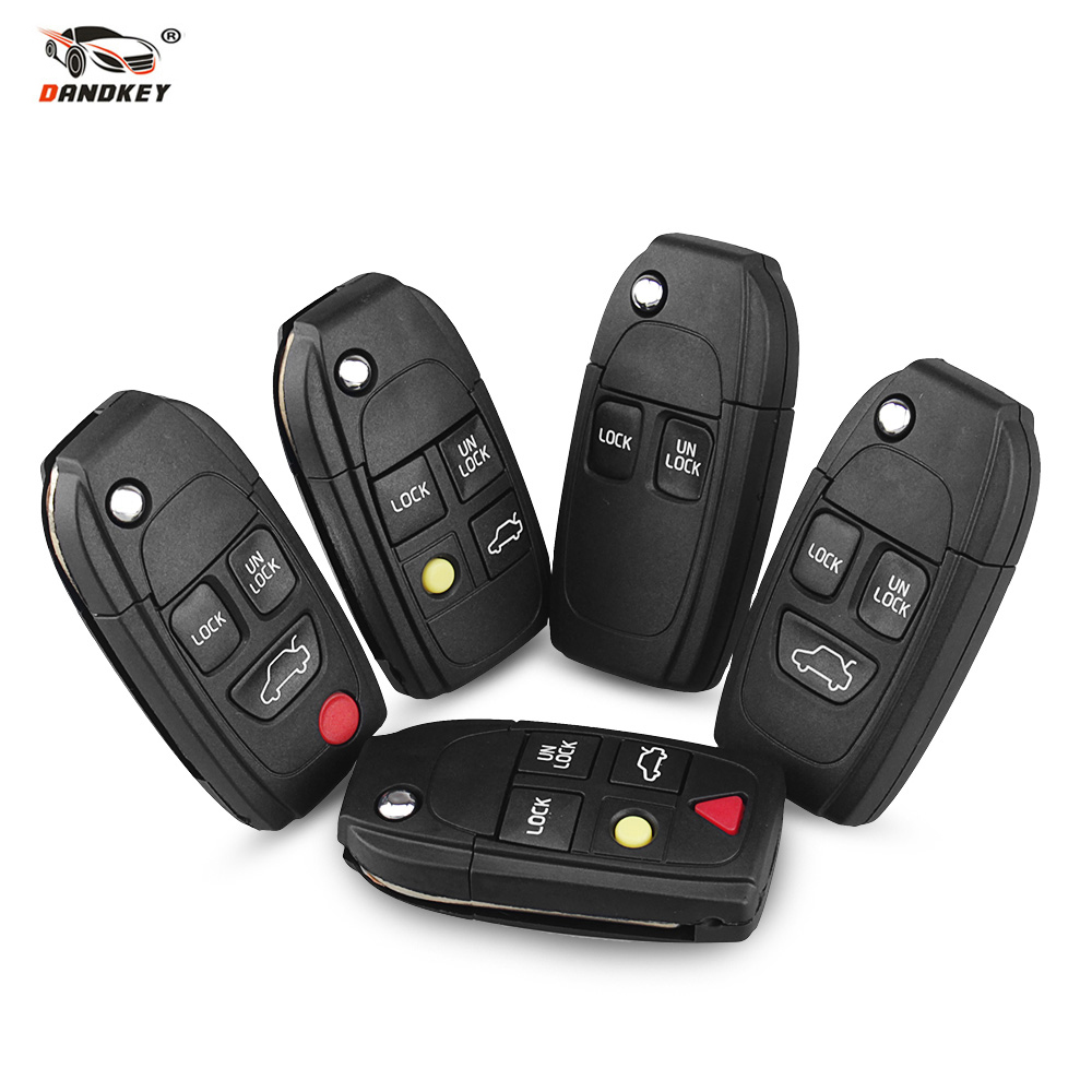 Replacement For 2010 2011 2012 2013 2014 Volvo XC90 Key Fob Remote