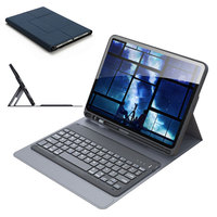 New Brand for iPad Pro 11 inches Cover With Pen Slot Bluetooth Keyboard Case 2 in 1 Multifunctional Non slip Constant Shell