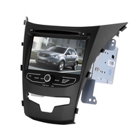 2 DIN Car DVD Player 7 Inch HD Display Octa Core GPS WiFi 3G Bluetooth CAN