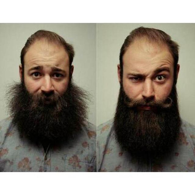 HAIR & BEARD STRAIGHTENER COMB