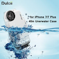 Cover For IPhone 7 Plus 5 5 Inch Shell MEIKON IPX8 40m 130ft Underwater Diving Waterproof