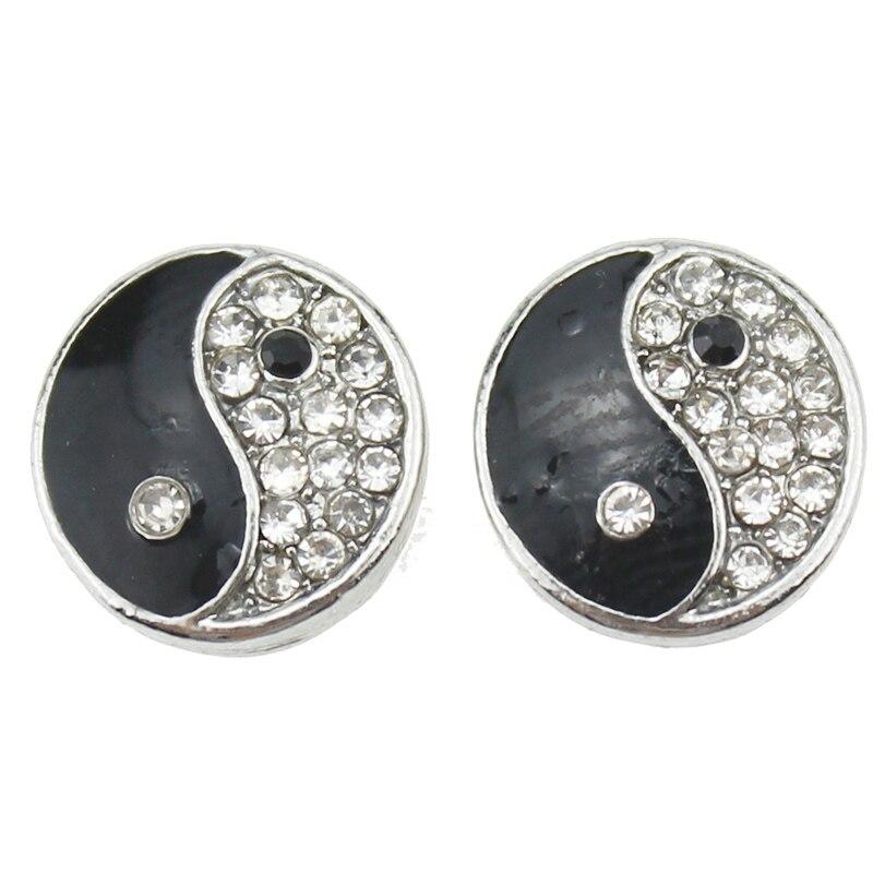 10pcs/lot 12mm Snap Jewelry...