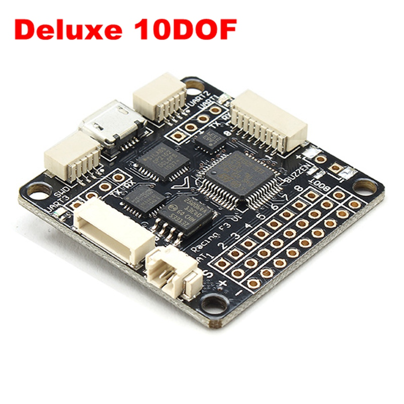 2017 Newest F3 Flight Controller Acro 6 DOF / Deluxe 10 DOF for RC Racing Drones FPV Quadcopter Toys Transmission Spare Parts rc helicopters toys spracing f3 acrd acro sp3 racing f3 flight controller board aircraft fpv quadcopter speed control for ocday