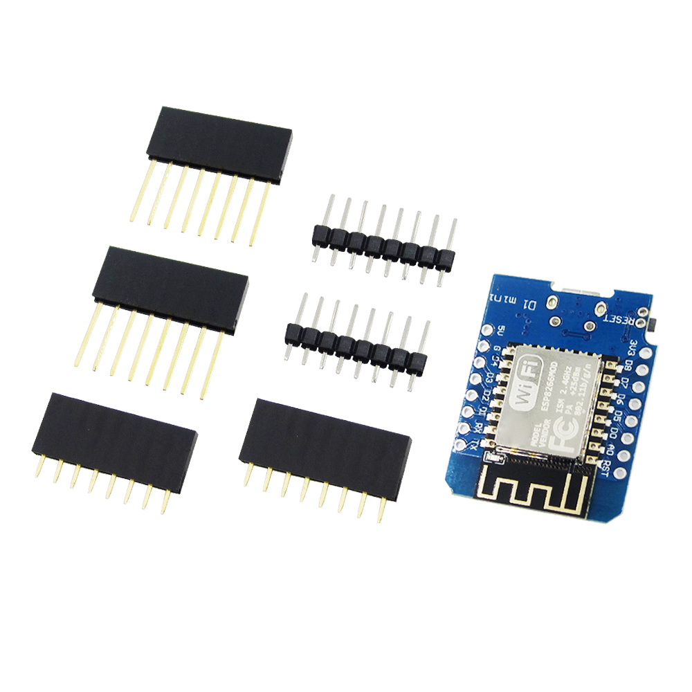 10 sets D1 Mini Mini nodemcu 4 m bytes moon esp8266 WiFi Internet of things based on development board for WEMOS wemos d1 r2 v2 1 0 wifi uno based esp8266 for arduino nodemcu compatible au new