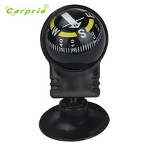 Dropship Hot Selling  Vehicle Automotive Car Auto Windshield Dashboard Dash Mount Compass W/ Suction Gift Aug 16