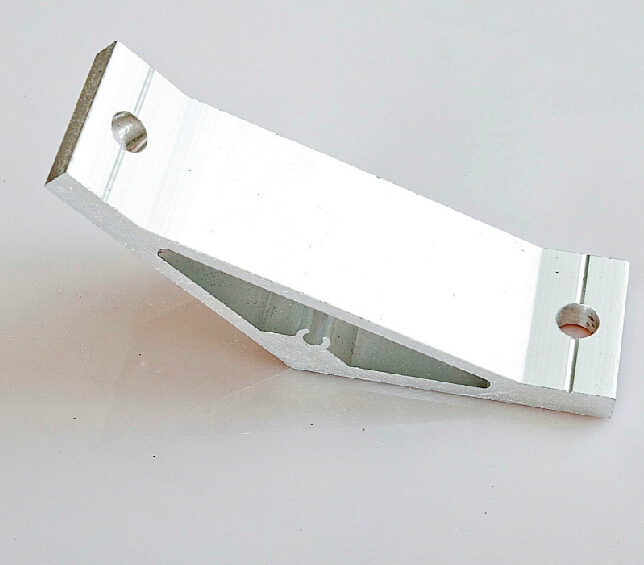 135 Degree Inside Corner Bracket Aluminium Extrusion Support Connector For Aluminum Profile 5050