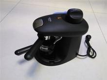 TK-184-6,Free shipping,coffee machine ,household pumped semi automatic coffee maker espresso high pressure steam coffee machine