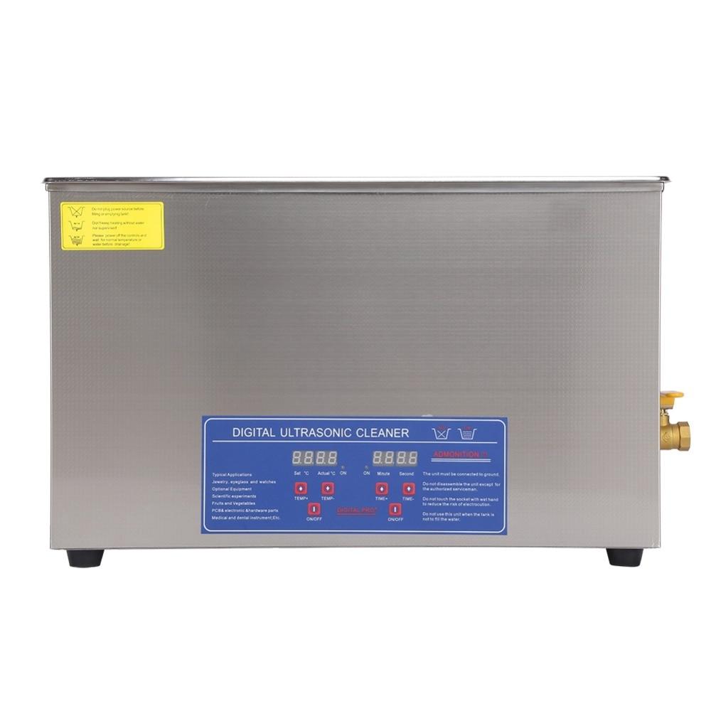 HOT SALE] 180W Ultrasound Cleaner 3 2L Bath Ultrasonic Wave