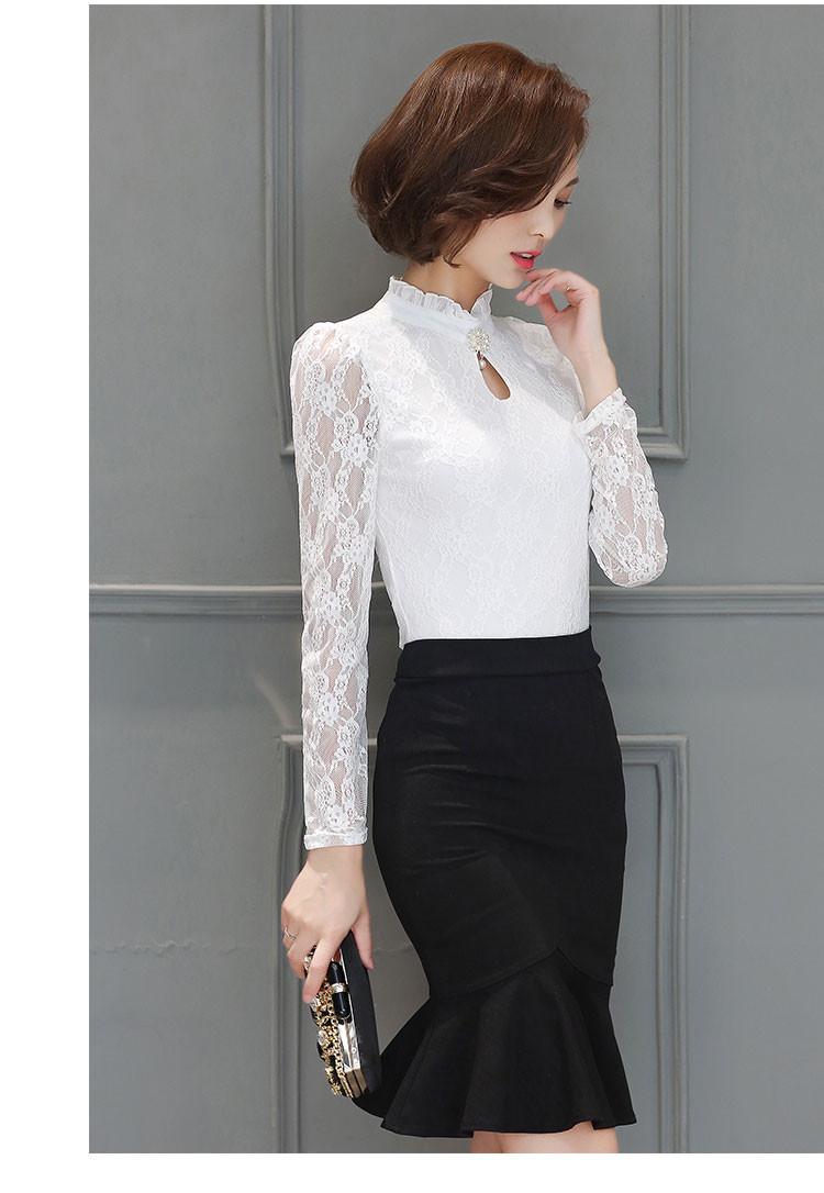 HTB1KjBJOpXXXXXCapXXq6xXFXXXc - Tops Chemise Femme Blusas Femininas Blouses Women's Shirt