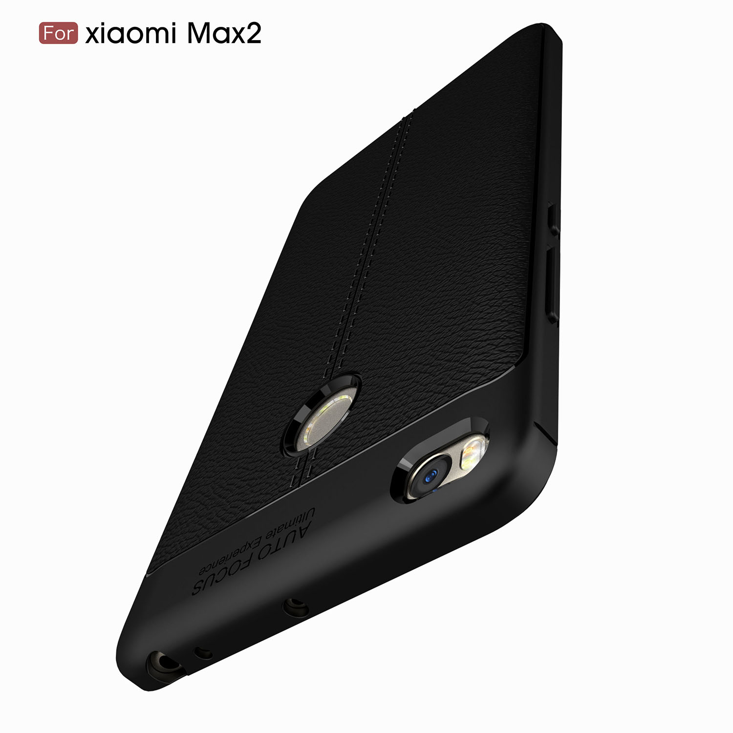 Silicone Case for Xiaomi MI MAX 2 MDE40 MDT4 Fitted Case TPU Phone Frame Cover for Xiaomi Oxygen MI MAX2 Phone Bumper Cases in Fitted Cases from Cellphones