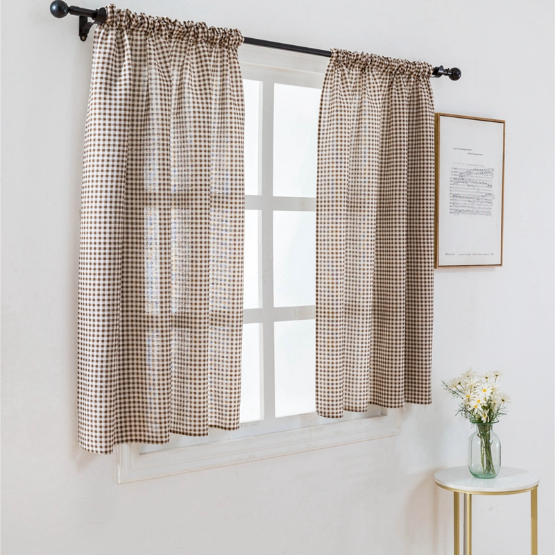Bay Wimdow Thermal Insulated Curtains