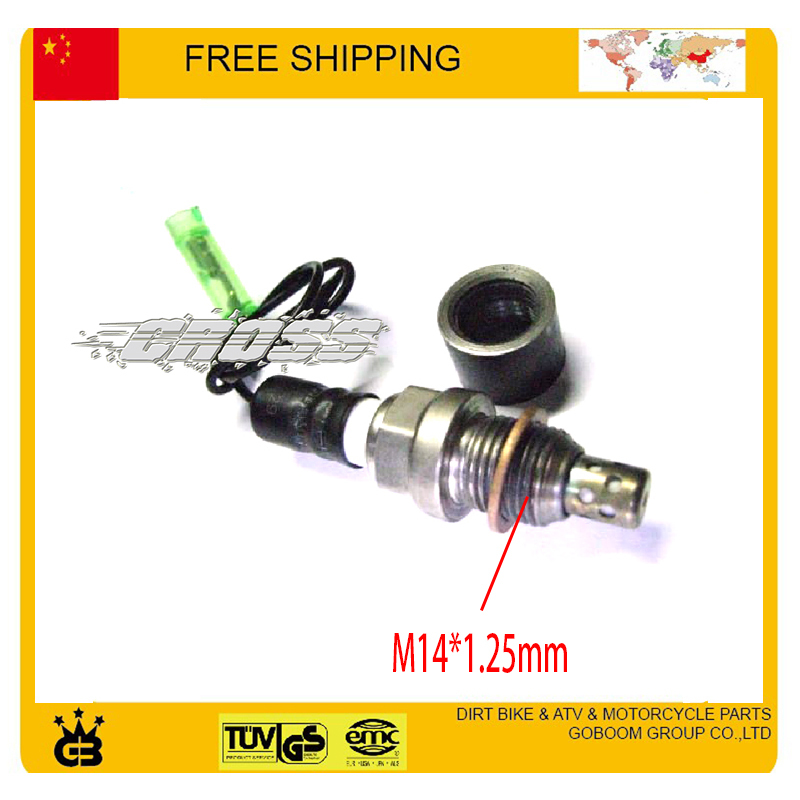 Modified 125cc 150cc 200cc 250cc motorcycle EFI system with FAI oxygen sensor accessories parts free shipping цены онлайн