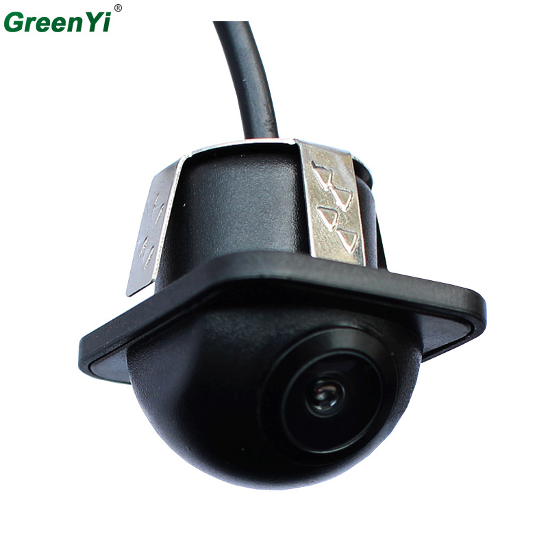 Factory Selling CCD HD Rearview Waterproof Night Vision 170 Degree Wide Angle Car Rear View Camera Reversing Backup Camera