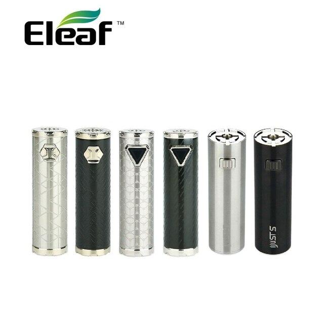 Hàng chính hãng Eleaf IJust 3 Pin Vs Eleaf IJust S Pin Vs Eleaf IJust ECM Pin Tích Hợp Pin 3000 mAh E Thuốc Lá