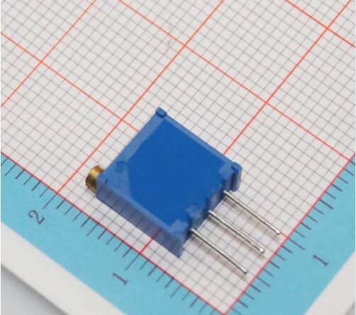 10pcs/lot 3296W-1-104LF 3296W 100K Ohm 104 3296W-1-104 3296W-104 W104 Trimpot Trimmer Potentiometer