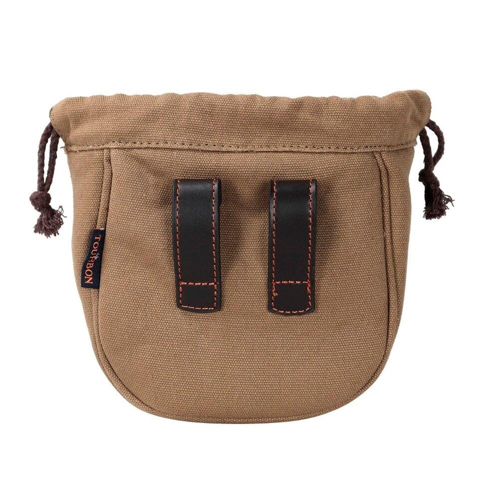 Bolsa de cartuchos Big para cinturón marrón para cartuchos de bala büchsenpatronen cartuchos