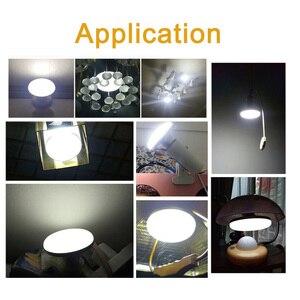 Image 5 - E27 LED 전구 빛 Led 램프 220V 15W 20W 40W 50W 60W Bombillas LED 전구 Ampoule 조명 부엌 홈 실내 조명