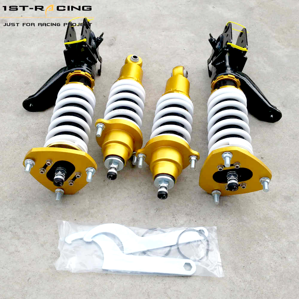 32 Level Adjustable Racing Coilover For Honda Civic EM2