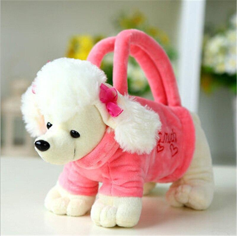 Estojos bonito animal de pelúcia brinquedos Gender : School Stationery