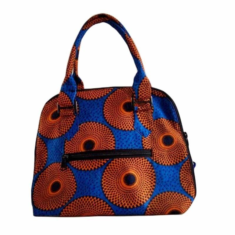 2020 nouvelle mode africaine seau sacs pour femmes à la main toile sac à main nouvelle mode réutilisable sacs à provisions femmes petit sac WYB40