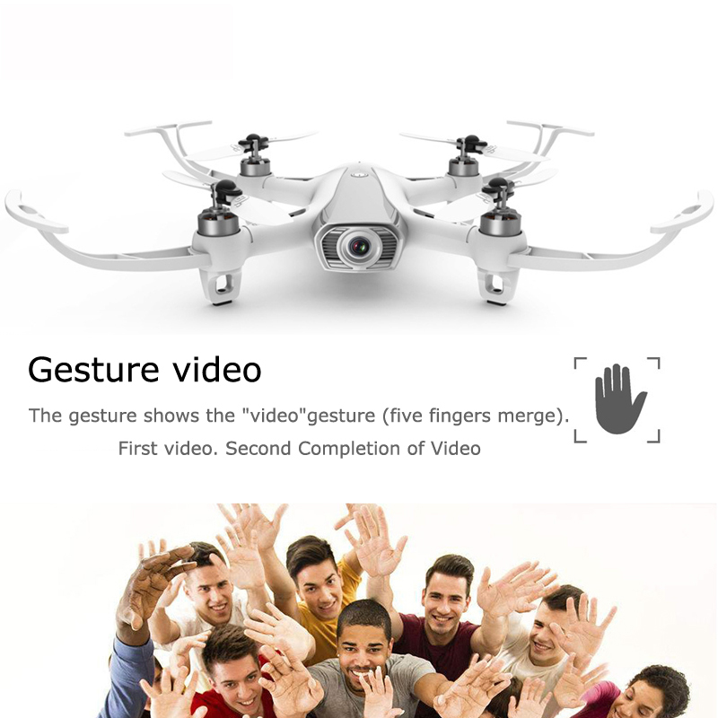 Image 5 - SYMA W1 Drone GPS 5G WiFi FPV with 1080P HD Adjustable Camera Following Me Mode Gestures RC Quadcopter vs F11 SG906 Dron-in RC Helicopters from Toys & Hobbies