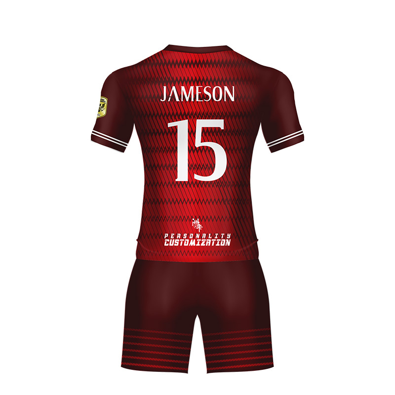 4b03246c2 Personalized design soccer uniforms for club football kits jerseys custom  any logo numbers make on line-in Soccer Sets from Sports & Entertainment on  ...
