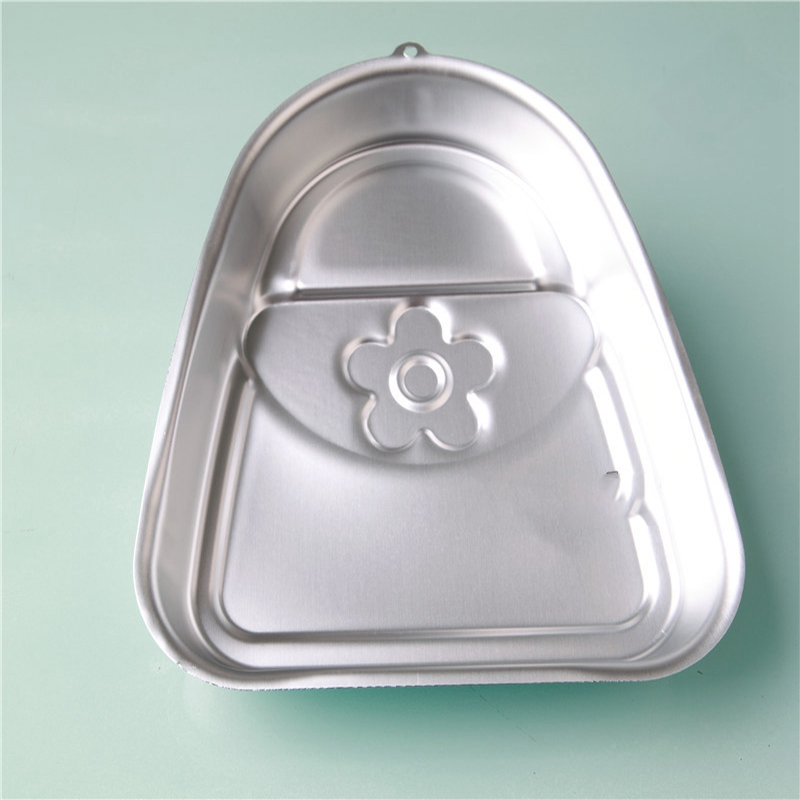 2017 Handbags Shaped Cake Pan Tin Decoration Tool Metal Mould Baking Kids Birthday Party In Molds From Home Garden