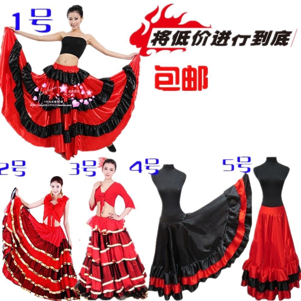 robe de danse espagnole pas cher