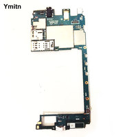 Unlocked Ymitn Mobile Electronic Panel Mainboard Motherboard Circuits Flex Cable For Sony Xperia C5 Ultra E5506 E5553 E5533 E556