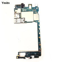 Unlocked Ymitn cep elektronik Panel anakart anakart devreler Flex kablo Sony Xperia için C5 Ultra E5506 E5553 E5533 E556