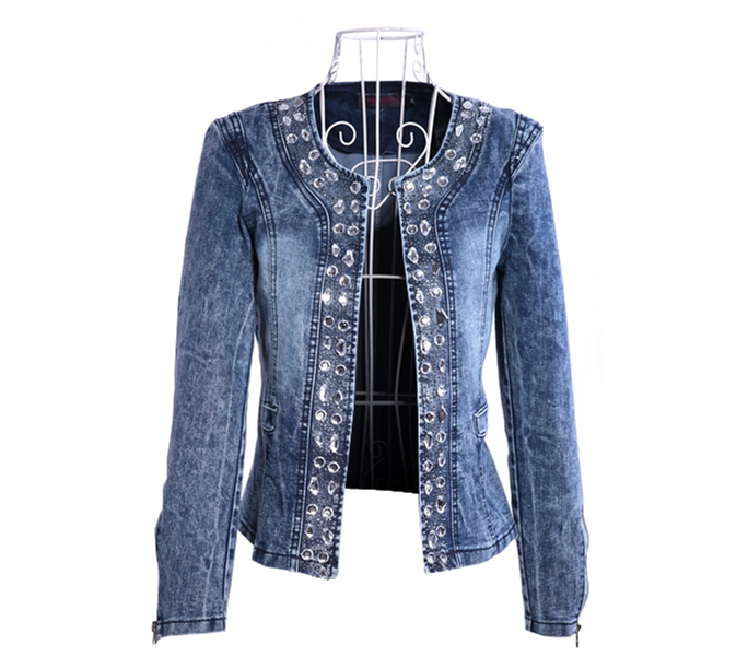 Popular Stretch Denim Jacket-Buy Cheap Stretch Denim Jacket lots