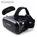 Shinecon VR Виртуальная Реальность Очки Коробка VR Гарнитура IPD 360 3D Видео Очки Шлем Для 4.0-6.0 Телефон беспроводной Пульт Дистанционного Управления